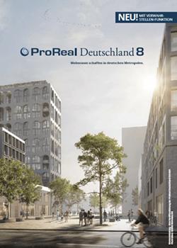 ProReal Deutschland 8 Cover Prospekt