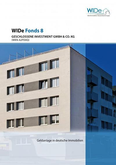 Prospekt Cover WIDe Fonds 8