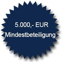 HC1 5000 Euro Mindestbeteiligung
