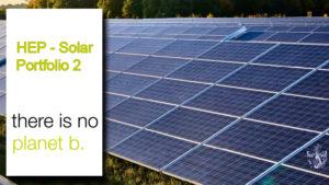 HEP Solar Portfolio 2 Angebot fondsmakler